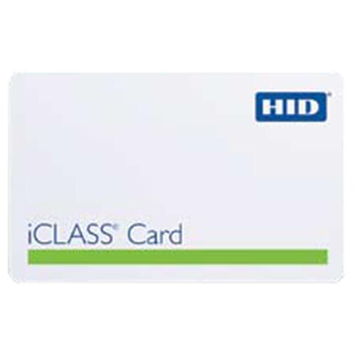 HID iCLASS 2001PGGMN ID Card