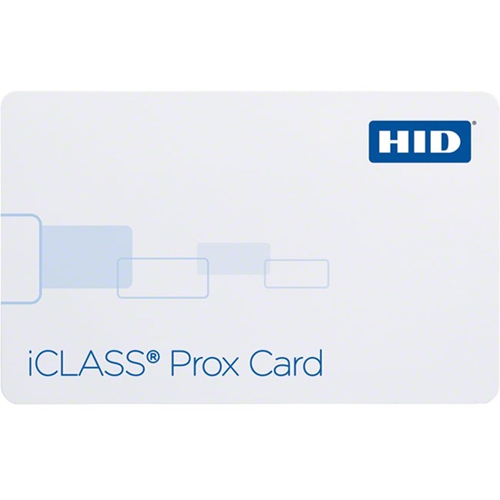 HID Combination Contactless Smart Card and Proximity Card