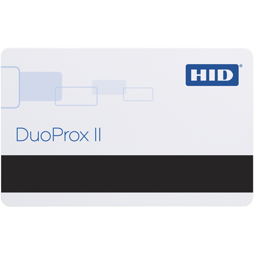 DUOPROX II HID CARD