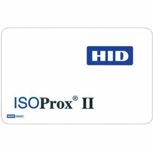 HID ISOProx II 1386 Security Card
