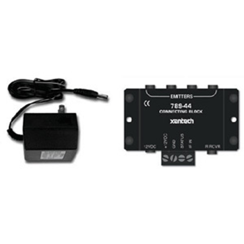 Xantech 789-44ps/rp 1-zone Connecting Block  Power Supply