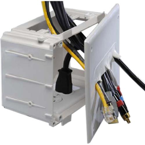 DataComm Recessed Media Mounting Box