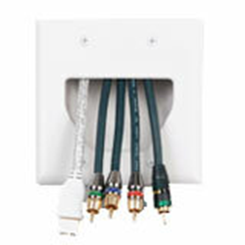 DataComm Cable Faceplate