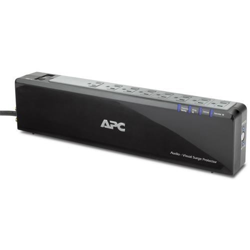 APC Premium 8-Outlets Surge Suppressor