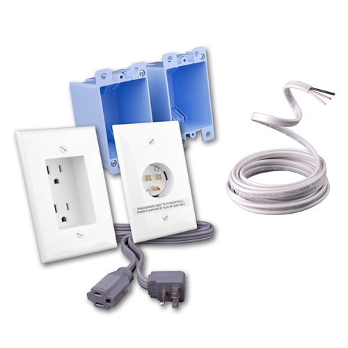 Rapid Link Power by Vanco - The Complete Kit including Romex