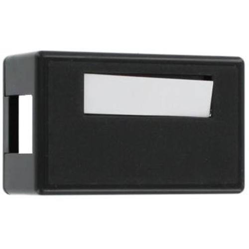 Leviton QuickPort 1 Socket Surface Mounting Box