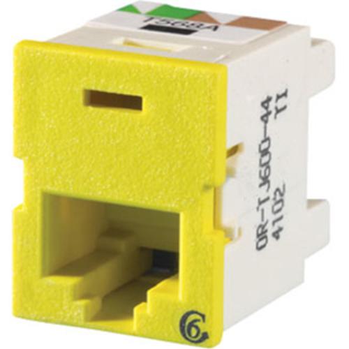 Ortronics TracJack OR-TJ600-44 Cat.6 Network Connector