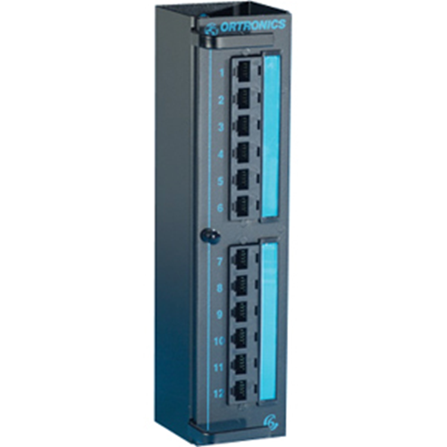 Ortronics Clarity 6 patch panel