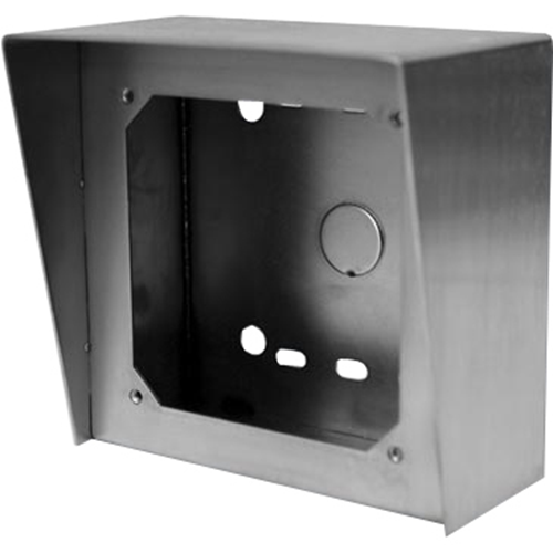 Viking Electronics (VE-5X5-SS) Faceplate & Mounting Box