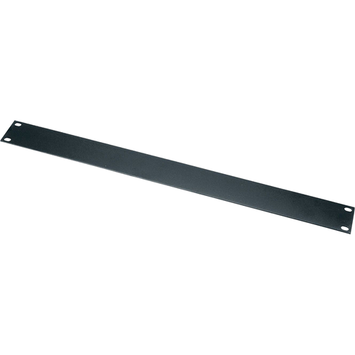Middle Atlantic EB 1 - rack blanking panel kit - 1U