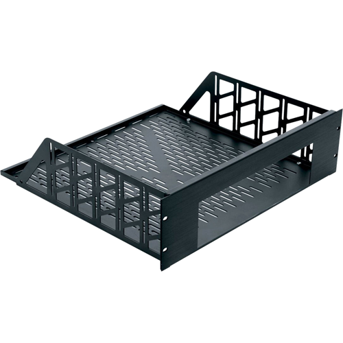 Middle Atlantic RSH 4A - rack shelf (ventilated) - 4U