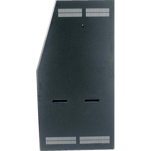 Middle Atlantic rack side panel (vented) - 14U