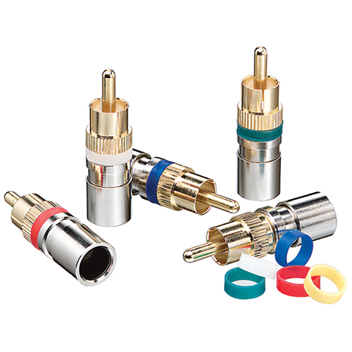 IDEAL OmniCONN Compression A/V Connector