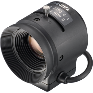 "6MM F/1.2 1/3"" IR MONO-FOCAL LENS"