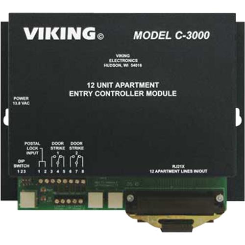 Viking Electronics C-3000 Viking 1 to 96 Apartment Entry