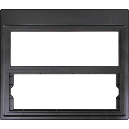 Linear PRO Access DMCFCB: Combination Retrofit Mounting Frame (Black)