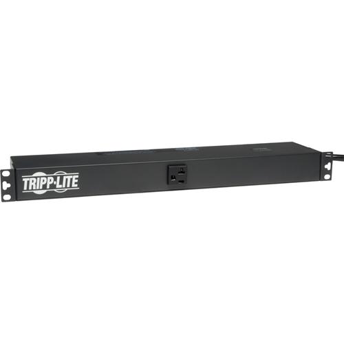 Tripp Lite PDU Basic 120V 20A L5-20P 13 Outlet 15 ft Cord