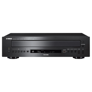 Yamaha (CD-C600BL) Audio Disc Player/Recorder