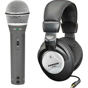 Q2U - Handheld Dynamic XLR/USB Microphone