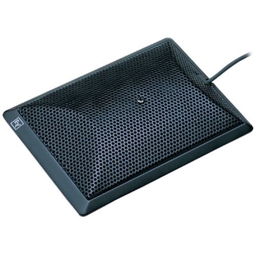 RE90B Boundary Architectural Microphone (Black)