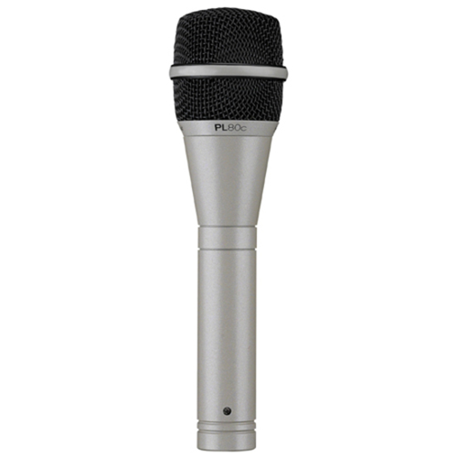 Electro-Voice PL80c PL Series Wired Microphones