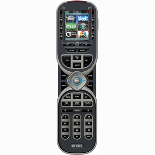 Universal Professional MX-880z Universal Remote Control