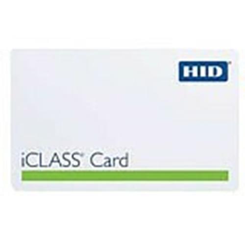 HID iCLASS 2004 PVC Card