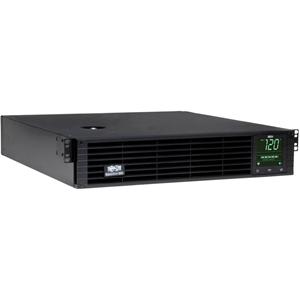 Tripp Lite UPS Smart 3000VA 2880W Rackmount AVR 120V Pure Sign Wave USB DB9 SNMP 2URM
