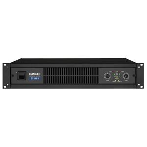 QSC CX302V Amplifier - 600 W RMS
