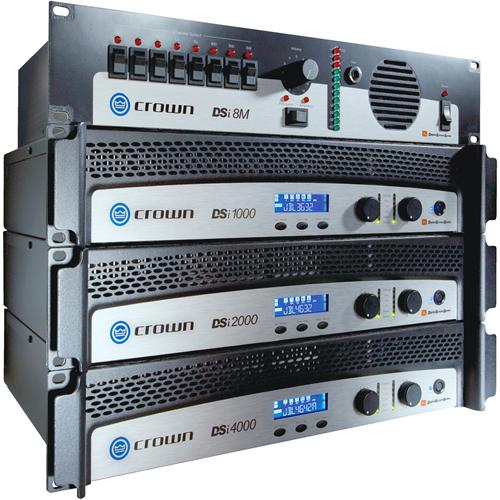 Crown (DSI1000) A/V Receiver & Amplifier