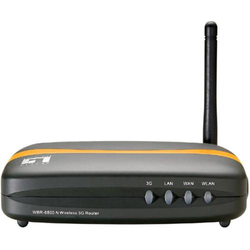 LevelOne (WBR-6800) Wireless Router