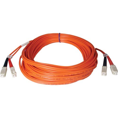 1M duplex MMF cable SC/SC 50/125 fiber