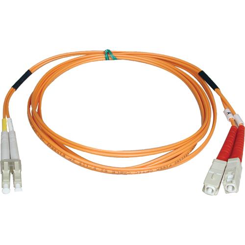 2M duplex MMF cable LC/SC 50/125 fiber