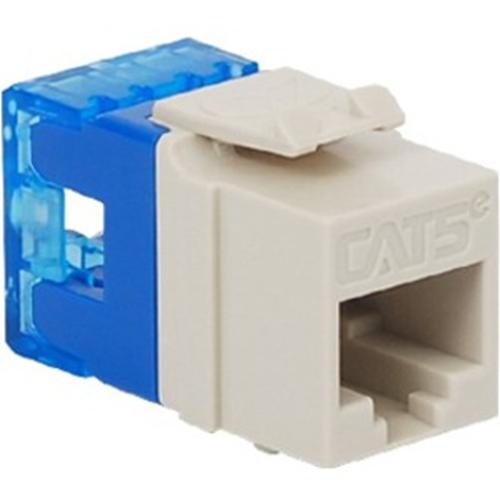 ICC CAT 5e, HD, Modular Connector, White