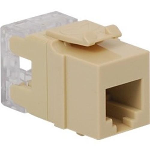 ICC Voice, Rj-11/14/25, HD, Modular Connector, Ivory