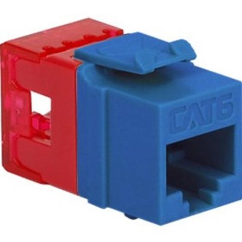 ICC Cat 6 HD Modular Connector, Blue