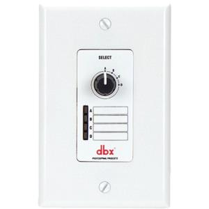 dbx ZC3 Wall-Mounted Zone Controller