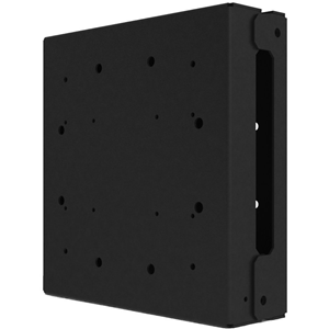 Peerless DSX750 Media Player Holder Accessory - Quickly, securely and inconspicuously house a media player control device behind a wall mounted display with Peerless? DSX750 Media Player Storage Accessory. Compatible with a number of Peerless swivel and a