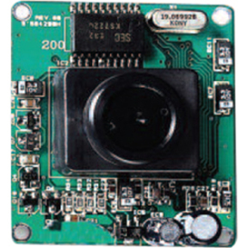 B/W Pinhole Board Camera