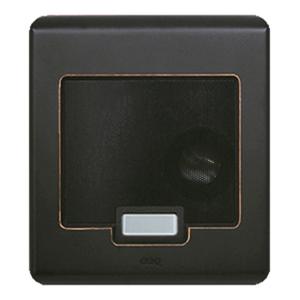 Selective Call Door Unit- Oil Bronze