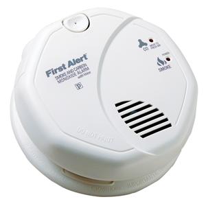 First Alert/Jarden Talking Smoke/CO Alarm