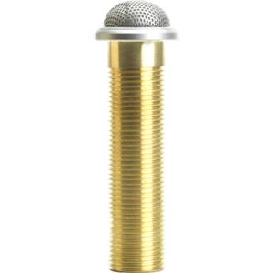 Shure MX395W/O White Microflex Omni Low Profile Boundry Table Microphone