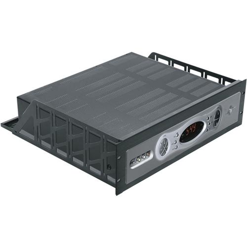 Middle Atlantic RSH4A5XX Five-Space Black Custom Rackshelf - 20.5 inches Deep