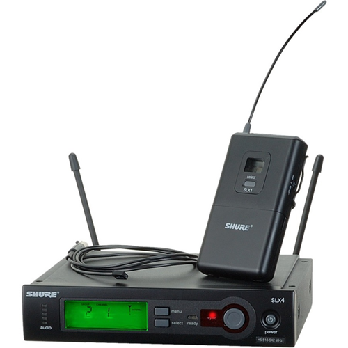 Shure SLX14/93 Combo System with WL93 Lavalier Microphone