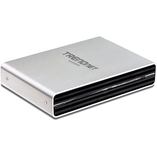 TRENDnet TU3-S35 Drive Enclosure - USB 2.0 Host Interface External