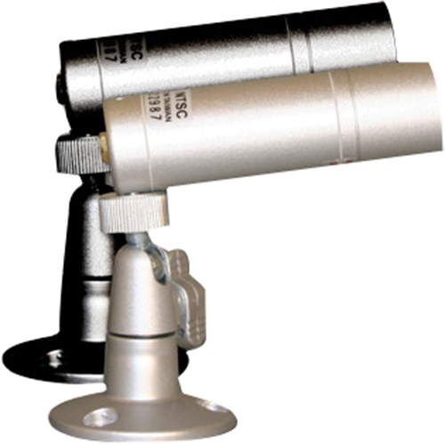 WTHRPROOF COLOR BULLET CAMERA  SILVER FINISH