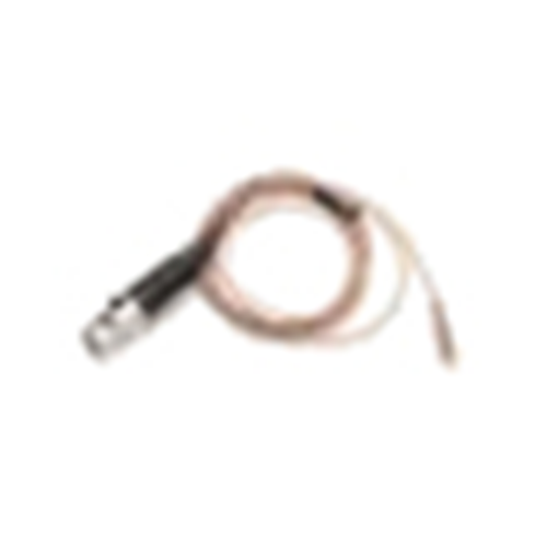 Cable, Tan, Replacement, for WCE6T Microphone.