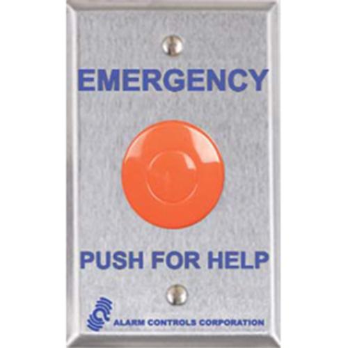 Alarm Controls PBL-1 Push Button