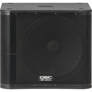 QSC KW181 Powered Sub Woofer 18-inch 1000wt
