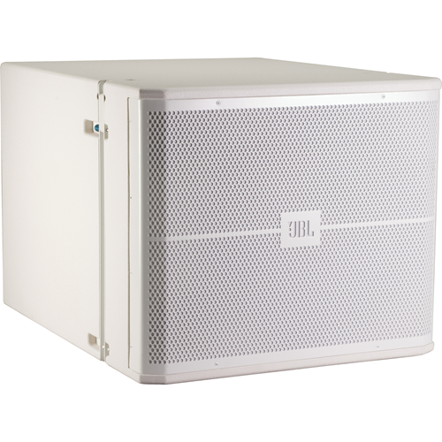 JBL Professional VRX918S Pole Mount Woofer - 800 W RMS - White